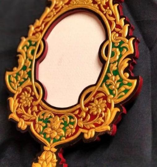 Usta Golden Mystical Frame